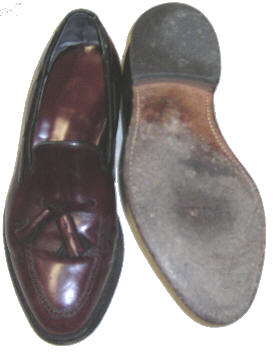 Johnston and Murphy shoe repair